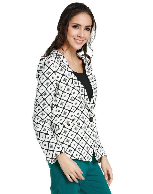Double Breasted Long Sleeve Standard Women's Outerwear