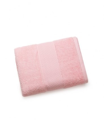 Pink Long-Staple Thicken Bath Towel