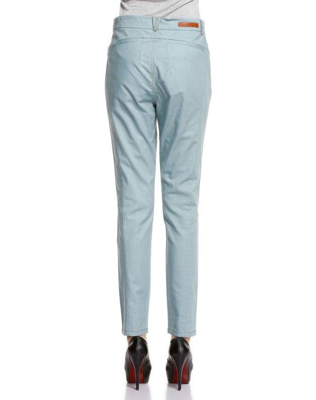 Green Long Women's Pants