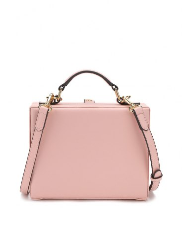 Pink Women's Crossbody Bag
