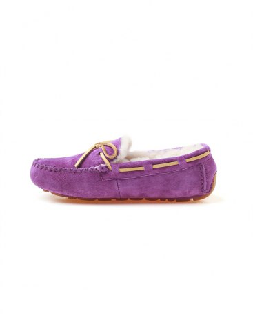 Purple Flat Women's Casual Shoes