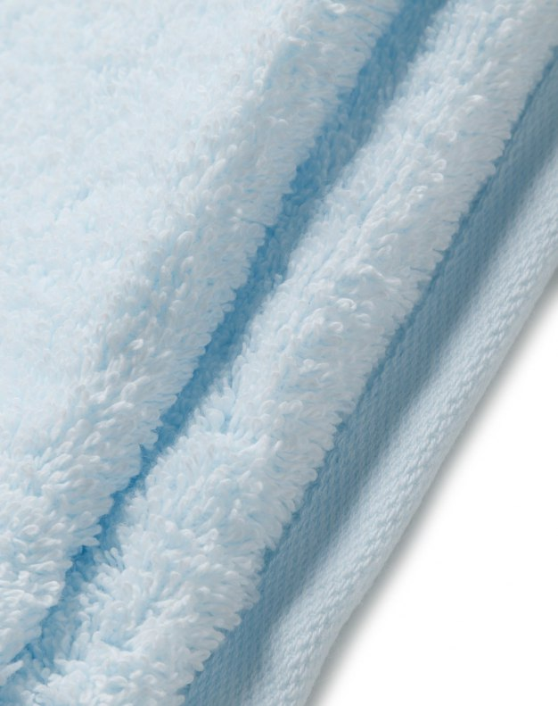 Icy Blue Long-Staple Thicken Bath Towel