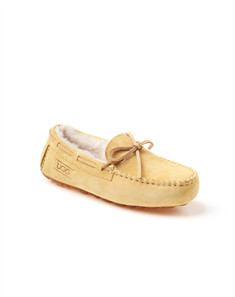 Yellow Flat Women's Casual Shoes