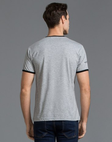 Short Sleeve Loose Men's T-Shirt