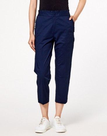 Blue Women's Pants
