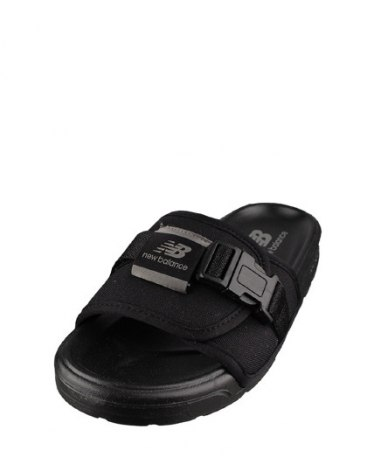 Black Sandals & Slippers
