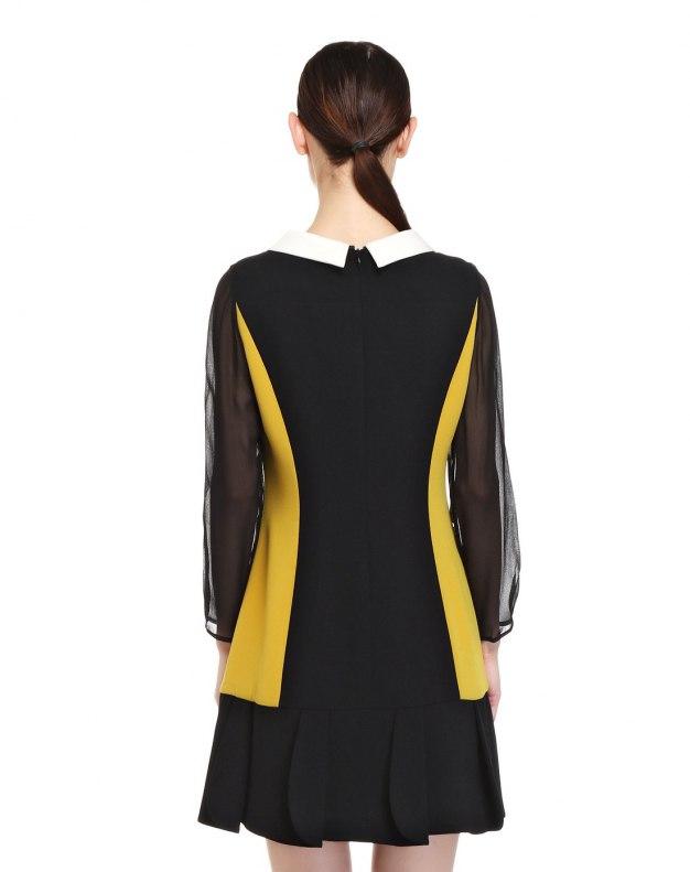 화이트 여성 드레스