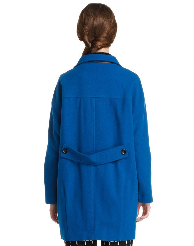 Lapel Women's Coat