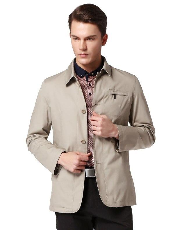 Long Sleeve Men's Jacket