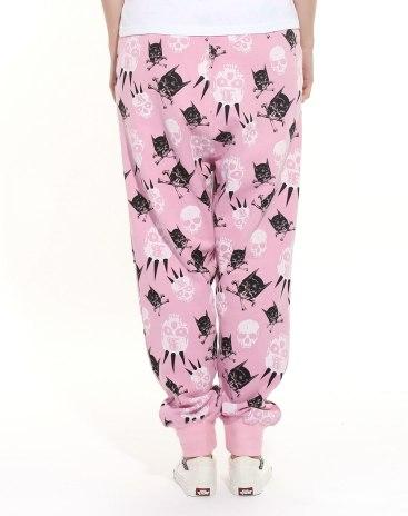 Pink Long Women's Pants