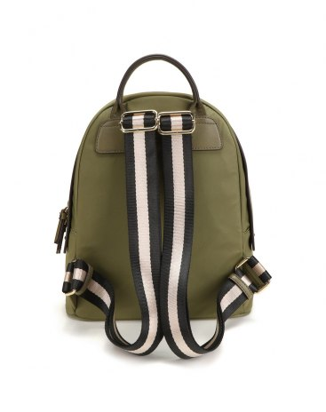Green Women's Backpack