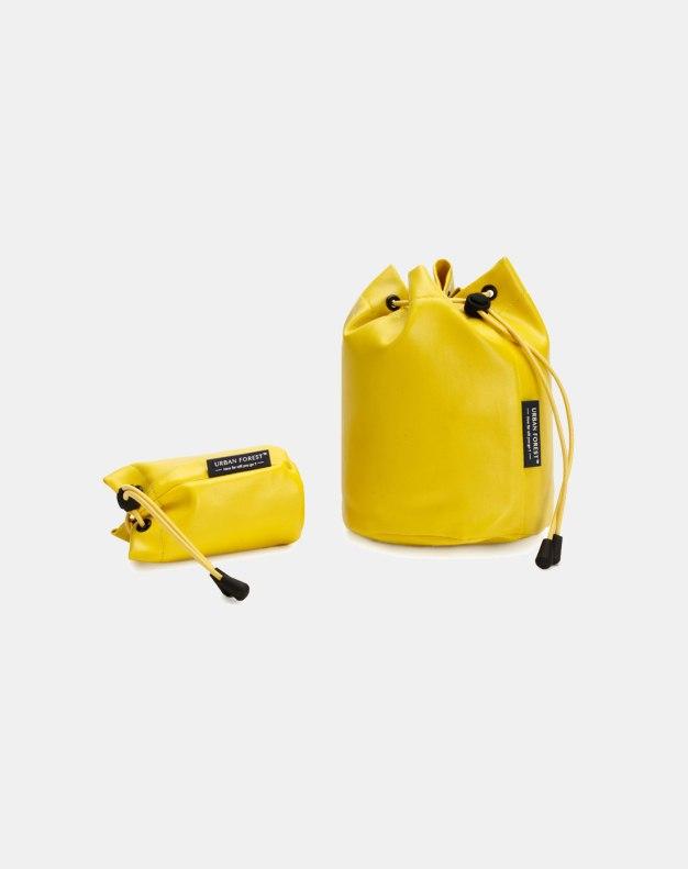 휴대용 목베개 옐로우