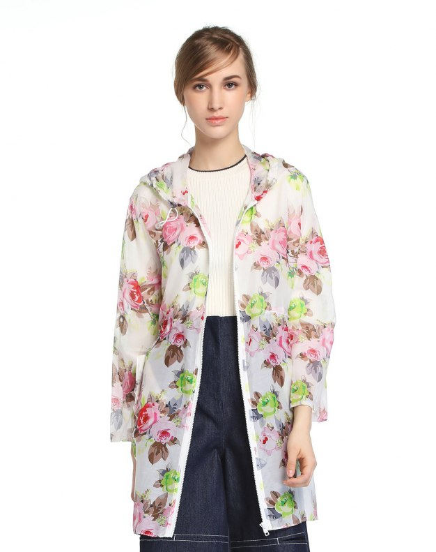 Colourful Women's Outerwear