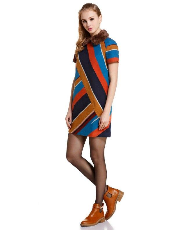 Sleeve Women's Dress