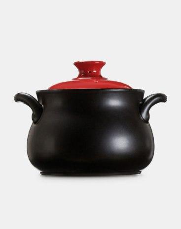 3.001-4L Gas stoves Soup Pot Casseroles