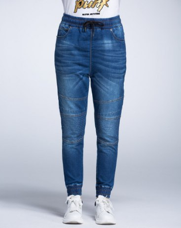 Blue Warm Women's Jeans