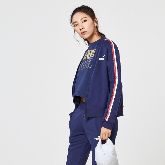 Others1 긴소매 표준 여성 운동 코트
