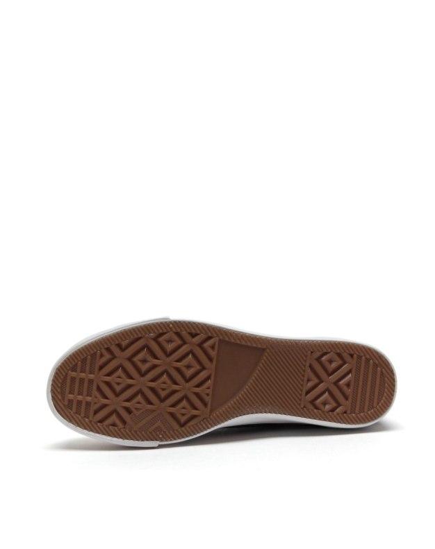 Black Round Head Anti Skidding Women's Shoes