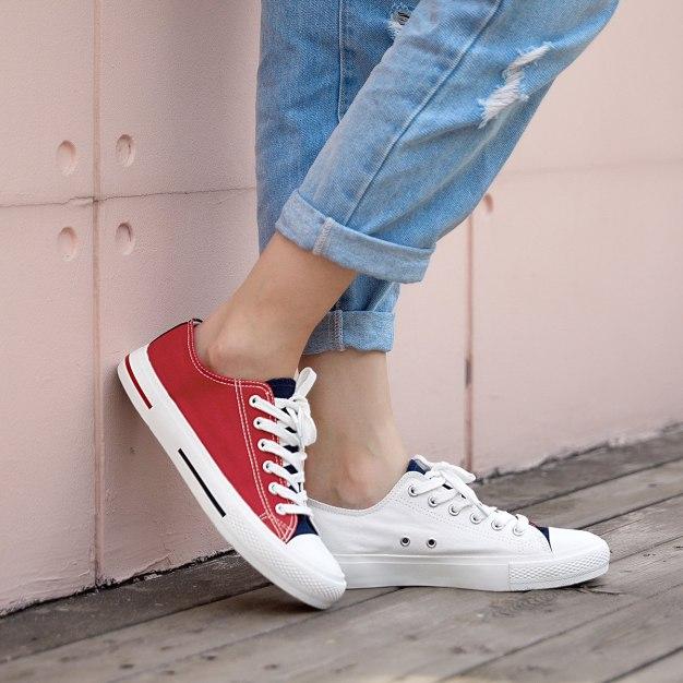 Women's Canvas Shoes