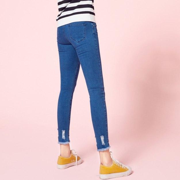 Pockets Women's Jeans