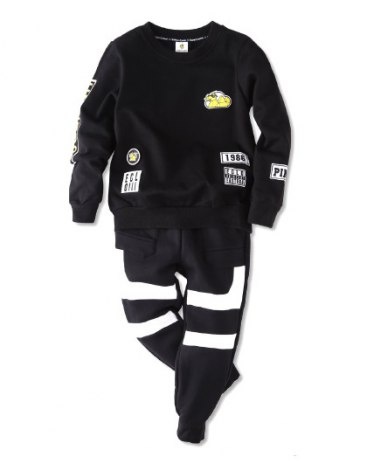 Black Baby's Sweatshirt