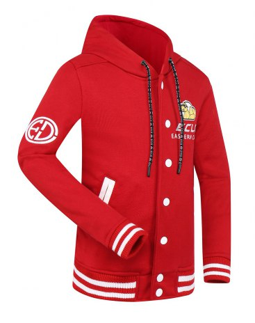 Red Baby's Sweatshirt