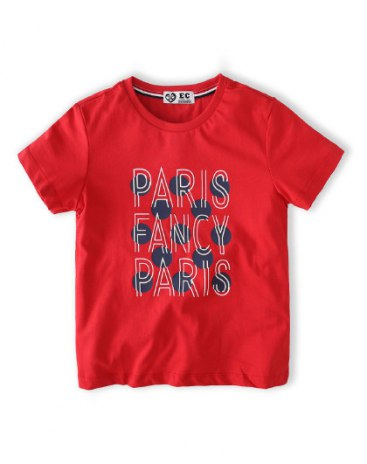 Red Baby's T-Shirt & Polo