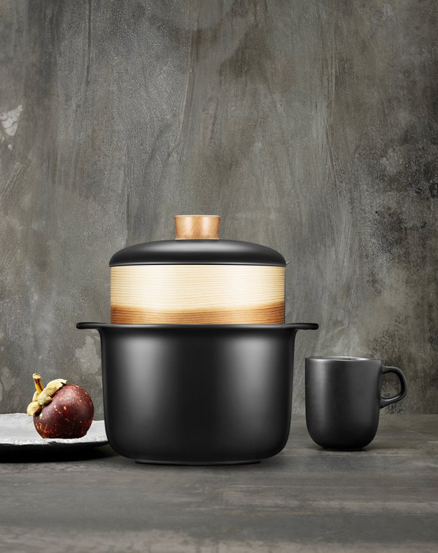 블랙 수프&스톡