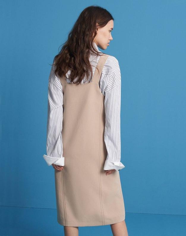 Apricot Women's Dress