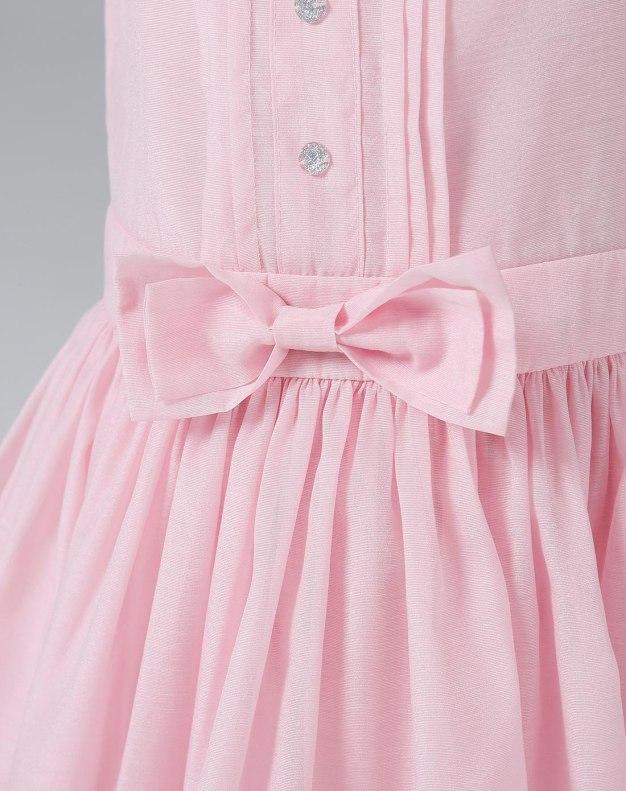 핑크 여아 원피스/멜빵치마