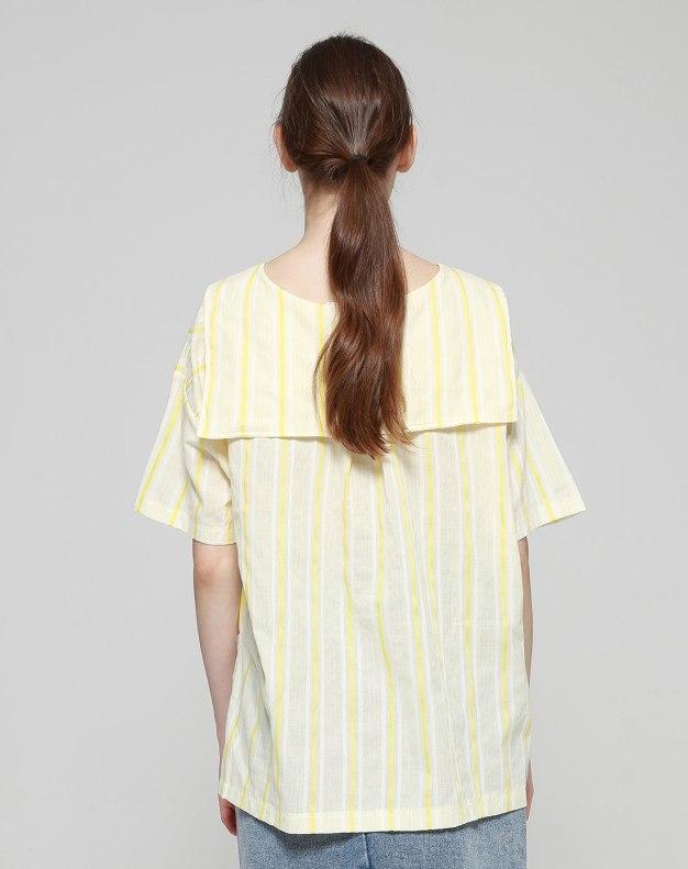 Yellow Women's Shirt