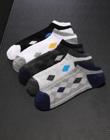 Others1 Polyester Cotton Ventilate Socks