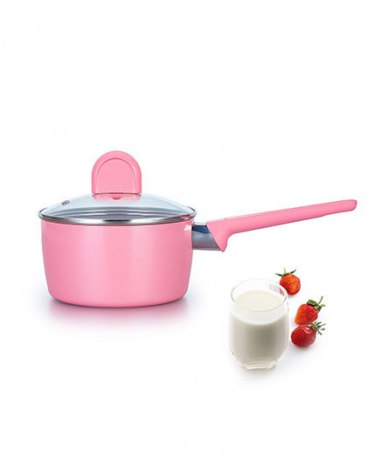 Pink Soup & Stock Pots