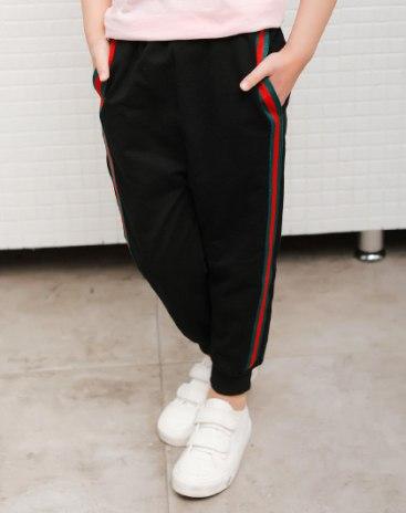 Black Boys' Pants