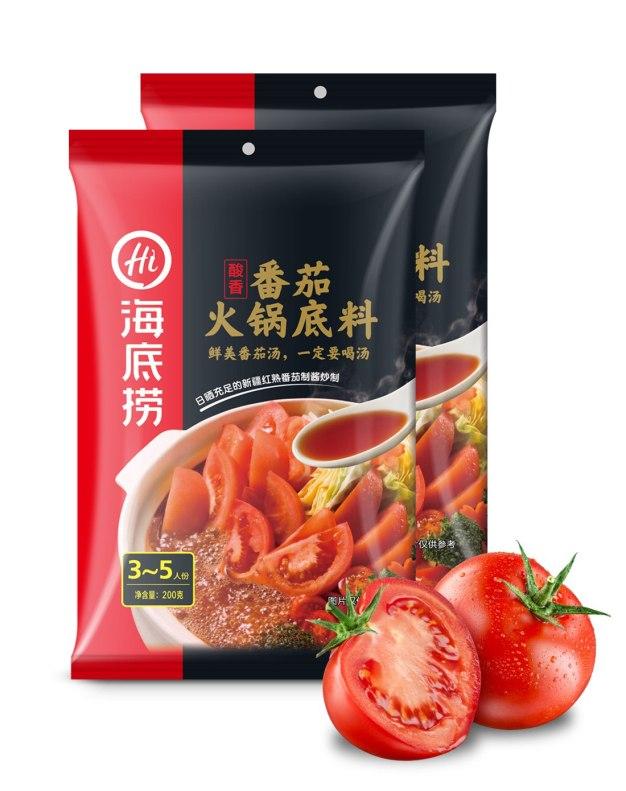 [1+1] 하이디라오 훠궈 토마토탕 소스 200g (총 400g)