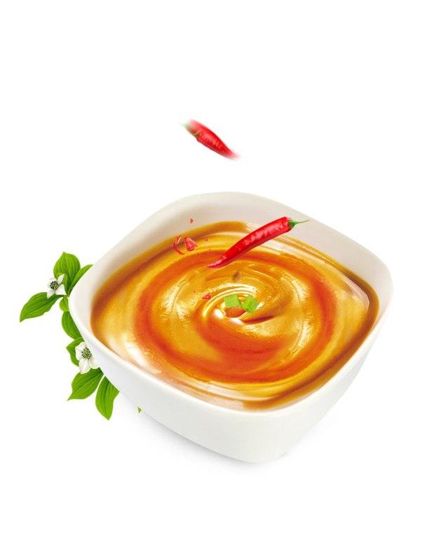 훠궈 찍먹 사천식 매운맛 마장소스 120g 4팩 패키지 (총 480g)