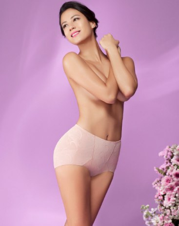 Abdominal Curl Women's Shapewear Pants
