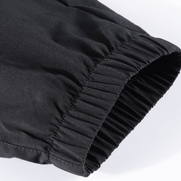 Black Men's Pants