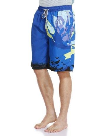 Blue Men's BeachTrousers