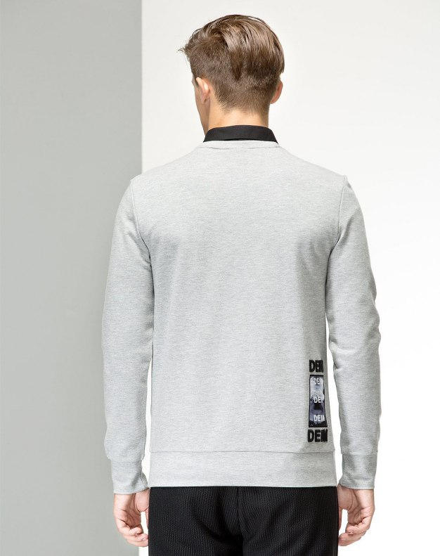 Long Sleeve Standard Men's Hoodies & Sweatshirt