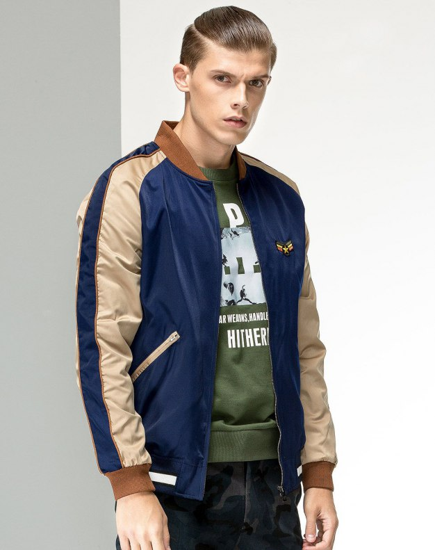 Blue Standard Men's Jacket