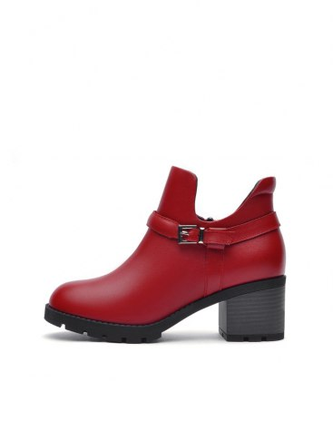 Red Women's Boots