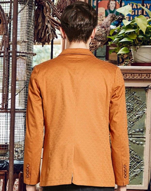 Long Sleeve Standard Men's Suit