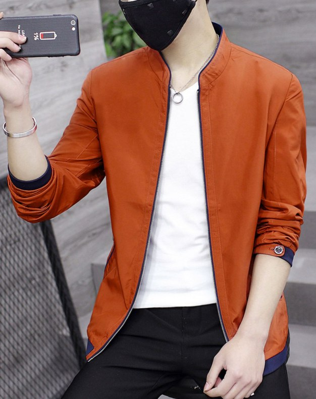 Long Sleeve Men's Jacket