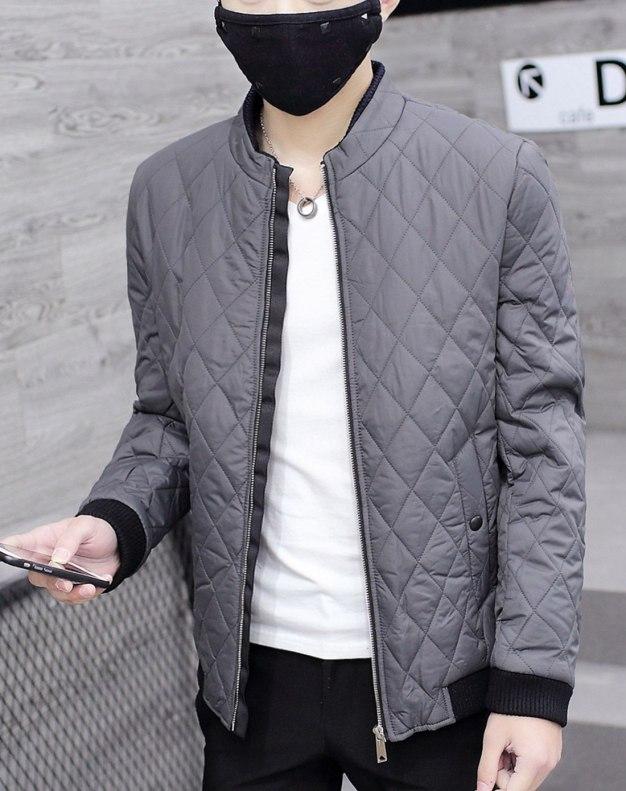 Gray Men's Outerwear