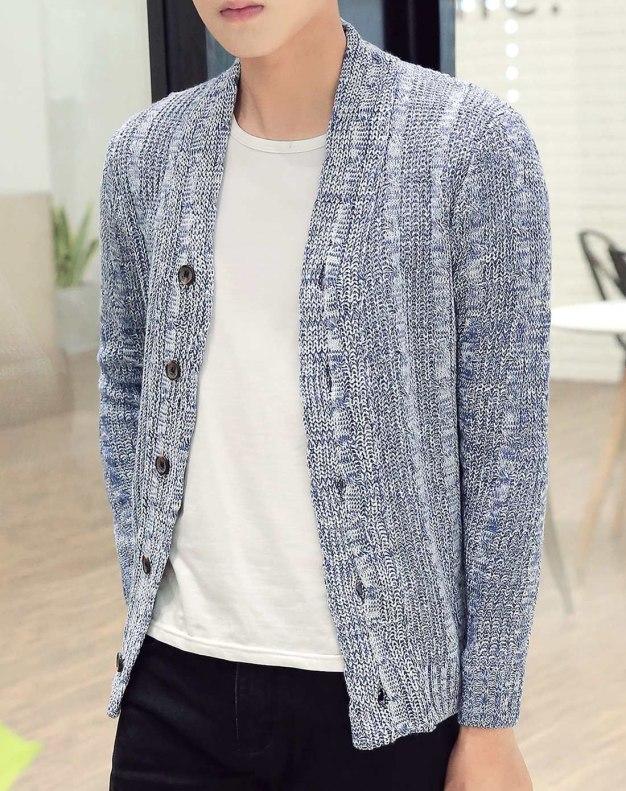 Long Sleeve Standard Men's Sweater