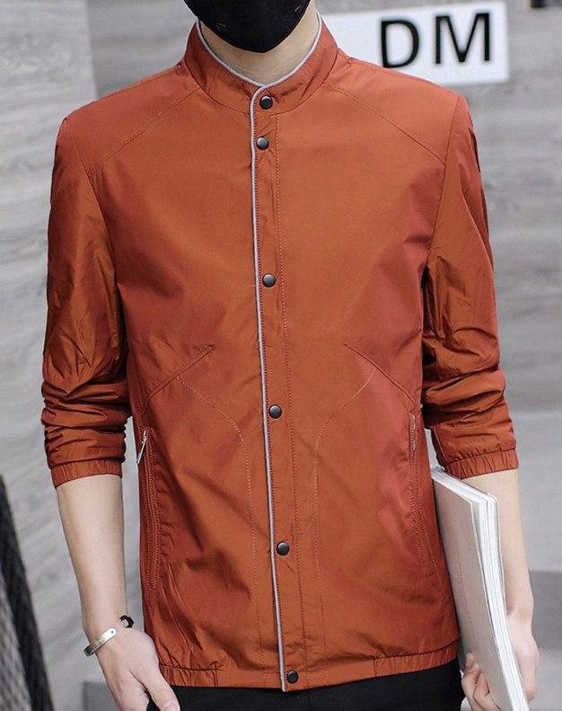 Long Sleeve Standard Men's Jacket