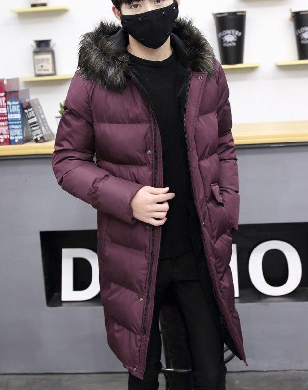 Purple Standard Men's Outerwear