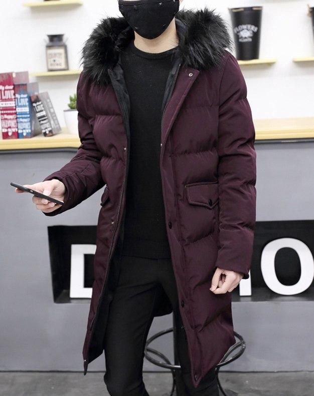 Purple Men's Outerwear