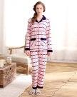 Pink Cotton Standard Women's Loungewear